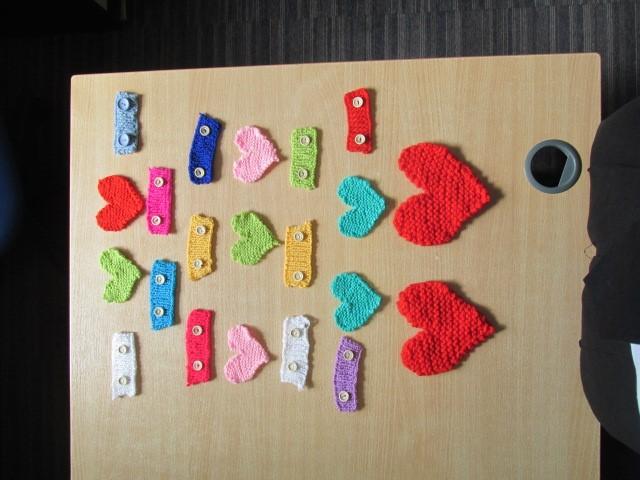 Cornton Vale Knitting 1
