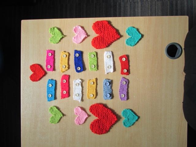 Cornton Vale Knitting 2
