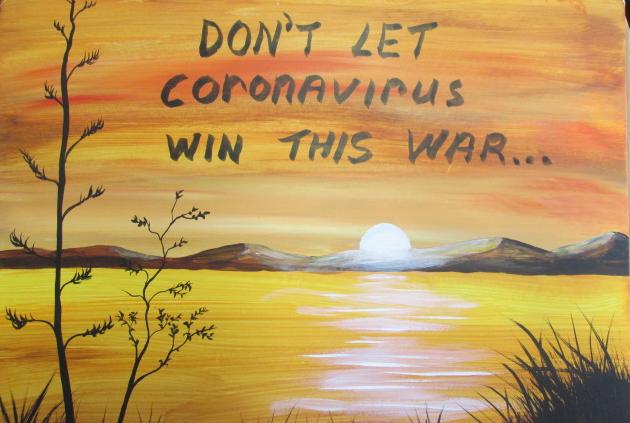 Don't let it win