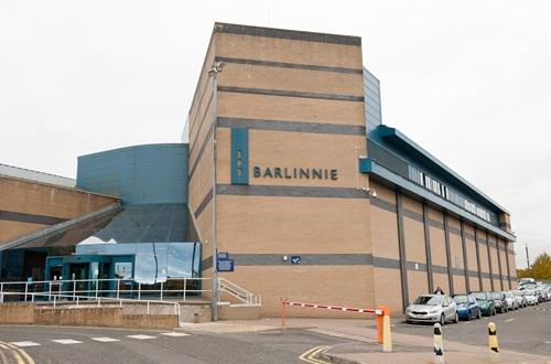 Barlinnie front
